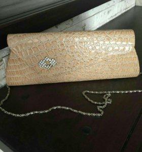 клатч, вечерняя сумочка