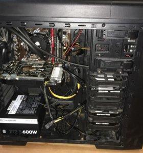 Игровой компьютер I5 7400
