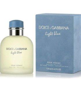 Тестер/ Dolce & Gabbana / Light Blue /