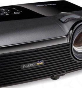 DLP-проектор ViewSonic Pro8300