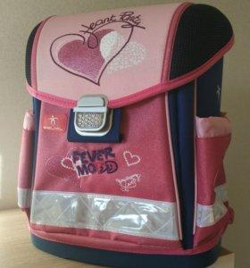 Школьный рюкзак Belmil Heart Party