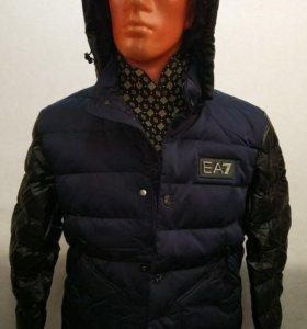 Куртка мужская EA7 46-54