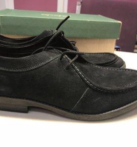 Ботинки мужские большой размер