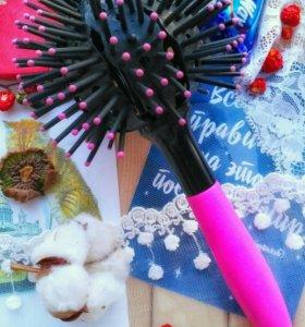 Расческа Bomb Curl Brush 3D
