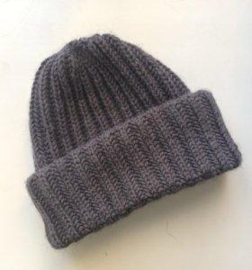 новая шапка ручная работа