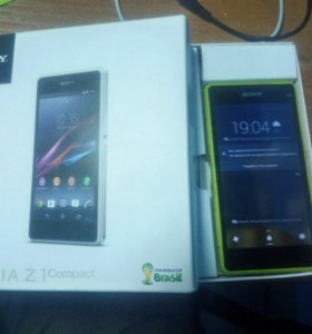 Sony 1 compact