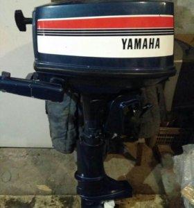 Лодочный мотор YAMAHA 5S