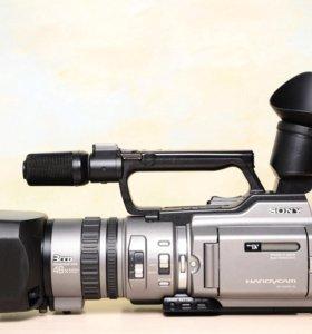 Видеокамера Sony DCR-VX2100