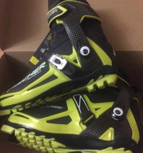 Ботинки лыжные р 36,41,42,43