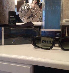 Активные 3D очки Philips PTA508/00