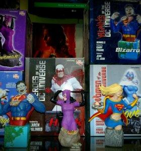 Фигурки DC Comics