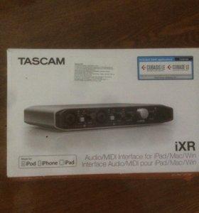 Звуковая карта Tascam IXR