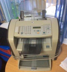 Принтер HP LaserJet 3050 + картридж