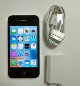 Iphone 4s черный/белый