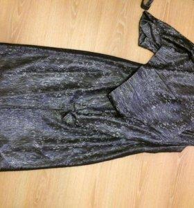 Платье с маленьким пиджачком