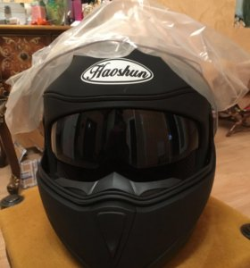 Мото шлем модуляр