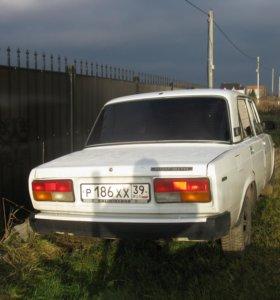 Жигули(ВАЗ 21074)