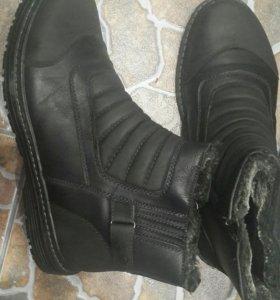 Ботинки зима 42 размер