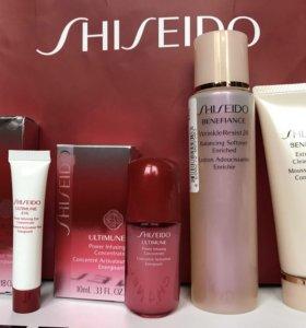 Уход Shiseido