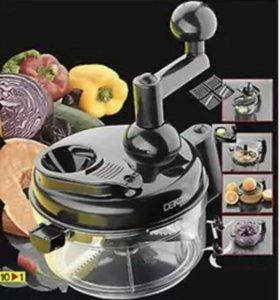 Кухонный процессор ручной 10 в 1