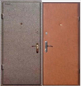 Двери металлические новые в Белгороде