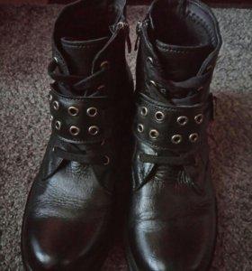 Осенние ботинки (40)