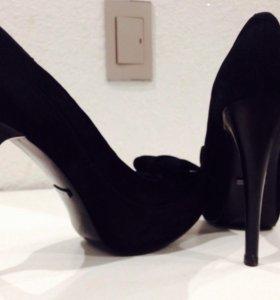 Туфли Calipso замша