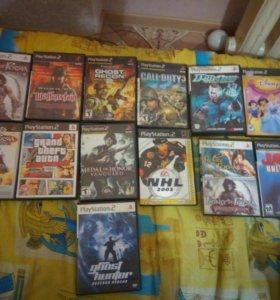 Продам Игры для PS2