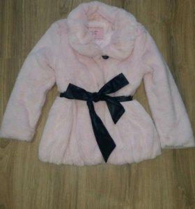 Весенняя курточка-Шубка