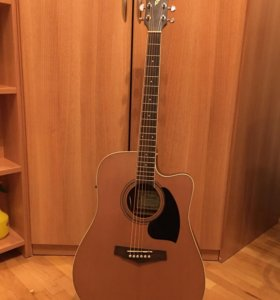 Гитара IBANEZ PF17ECE-LG