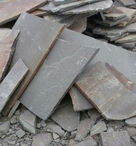 Природный камень в ст. Багаевскую