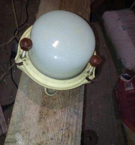 Корабельный гермосветильник