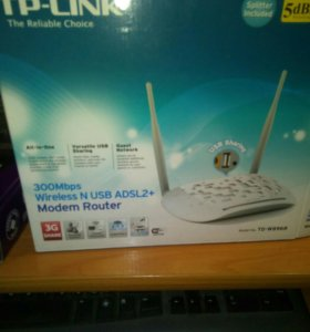 Маршрутизатор TP-Link TD-W8968