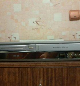 LG DVR578x DVD-рекордер/видеомагнитофон