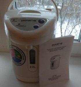 Термопот электрочайник Polaris PWP 2601