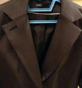 Пиджак приталенный befree