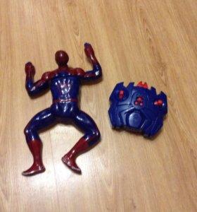 Человек-паук на р/у (Hasbro)