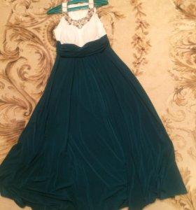 Верченое платье