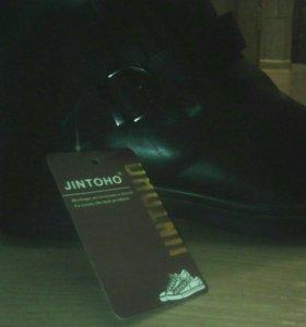 Мужские ботинки JINTOHO 43 р