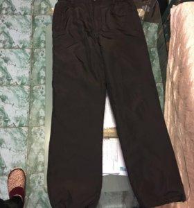 Болоньевые штаны мужские