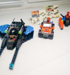 машинки из серии супер-героев