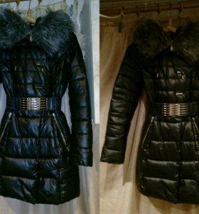 Зимняя куртка 44-46 размер