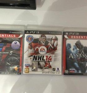 Игровые диски для PS3