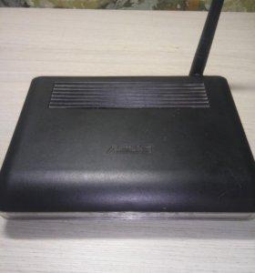 wifi роутер asus