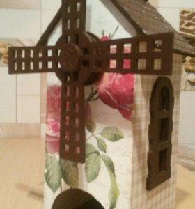 Чайный домик в подарок