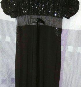 Платье черное беларусское новое
