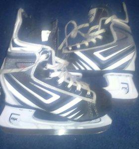 Коньки хоккейные RGX-340