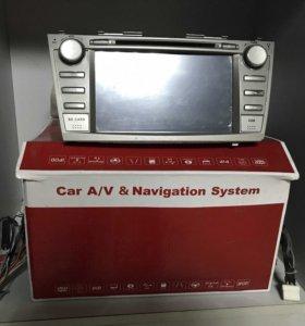 Мультимедиа Toyota Camry ACV 40