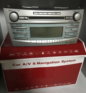 ГУ Toyota Camry ACV 40