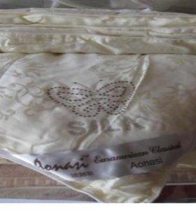 Шёлковое одеяло из 100% шёлка 150*200 -3кг.